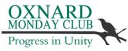 Logo NPO - Oxnard Monday Club progress in unity